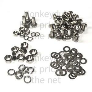 Type 1 Engine Tinware screw kit